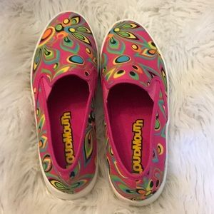 Loudmouth shoes size 8.5
